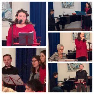 Concierto de navidad 2016  Weihnachtskonzert 2016