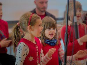 Spanisch für Kinder Weihnachtskonzert 2017