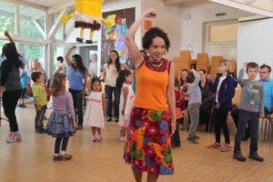Spanisch für Kinder Sommerfest 2015