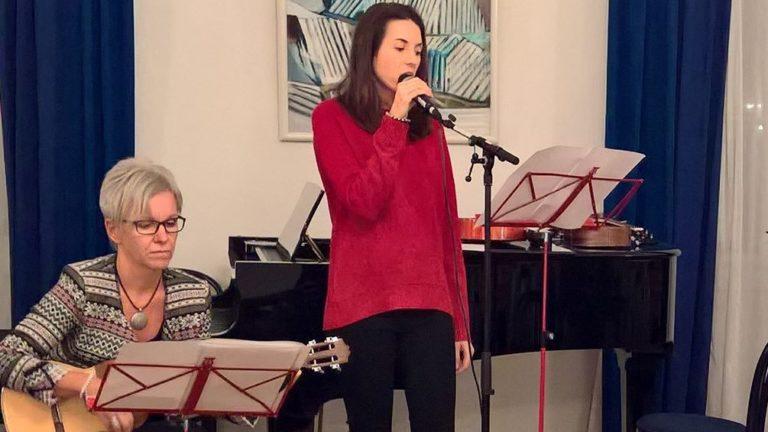 Spanisch singen Weihnachtskonzert 2017