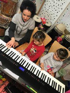 Educación Musical Temprana