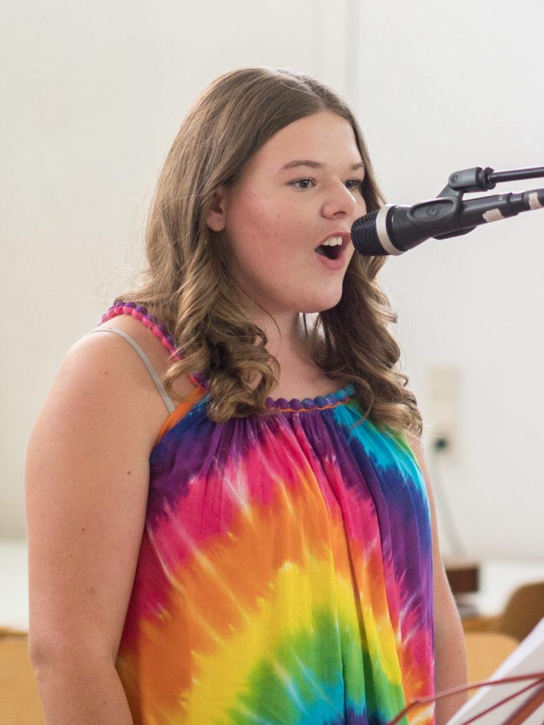 Cantar en español verano 2018