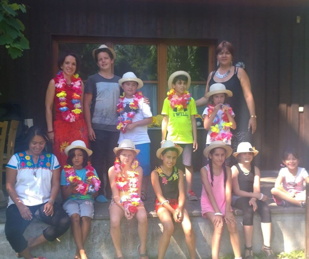 Sommercamp 2015